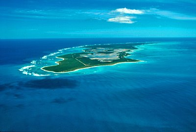 anegada airphoto