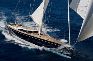 Luxury Sailing Yacht NILAYA