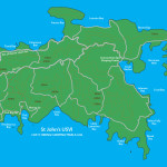 st Johns Map