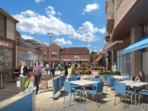 Appointed on Piries Place, Horsham