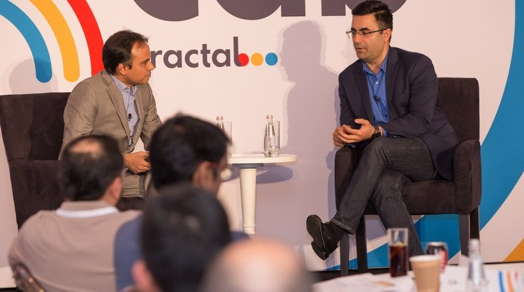 Fireside chat: Transforming Digital Customer Experience at Scale