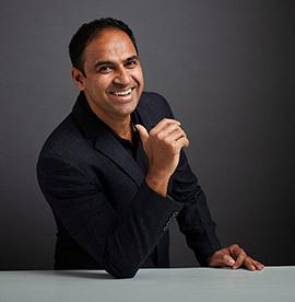 Dr. Prashant Warier