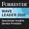 The Forrester Wave™: Specialized Insights Service Providers, Q2 2020