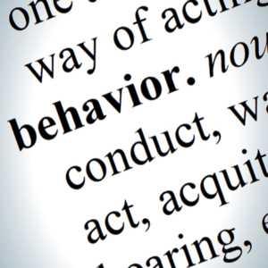behavior 300 - Index A-Z