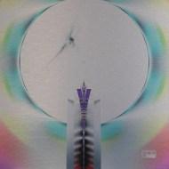Beacon. Digital Fractal Art printed on metal, single edition print. $185. Lianne Todd