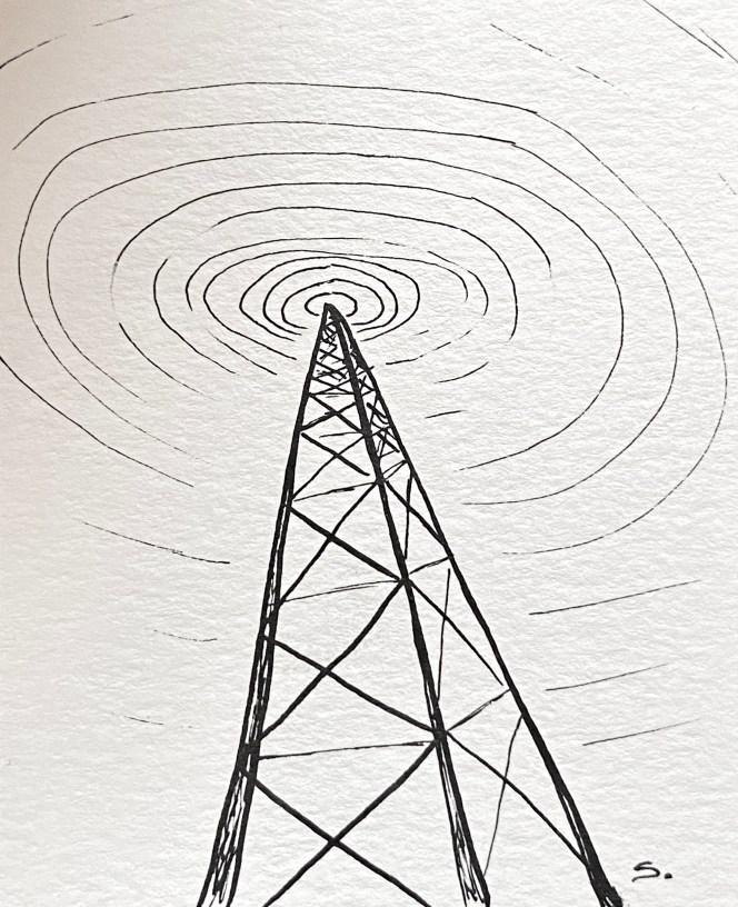 10/4/20: Wave - Sine of a Radio