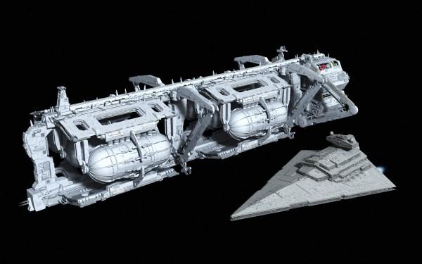 Altor-class Fleet Support Ship
