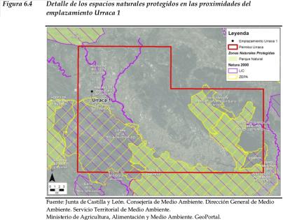 Zonas protegidas Urraca1