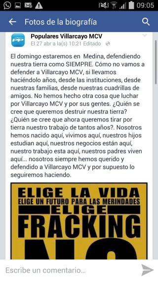Villarcayo preelectoral