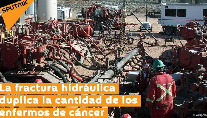 sajonia cancer fracking