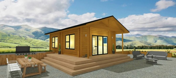 Granny Flats Chalets & Tiny Homes Of Sustainably Grown Nz