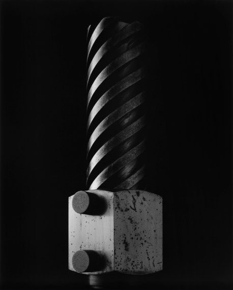 Mechanical Form 0025, 2004, gelatin-silver print