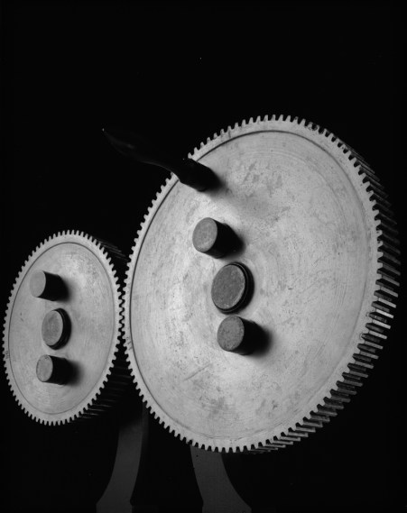Mechanical Form 0034, 2004, gelatin-silver print