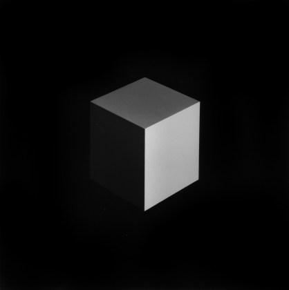 Untitled (Cube) Portfolio, 1997, 12 gelatin-silver prints