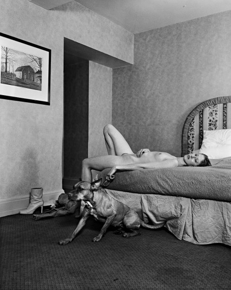 Angie & Betty, Allentown, PA, 2002, gelatin-silver print