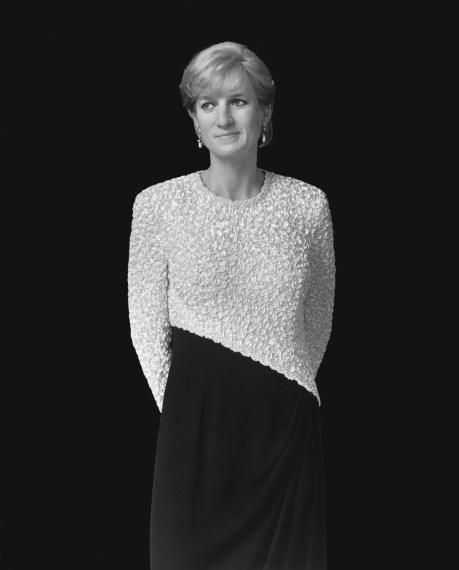 Diana, Princess of Wales, 1999, gelatin-silver print