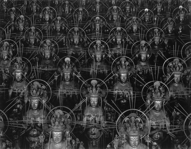Sea of Buddha, 1997