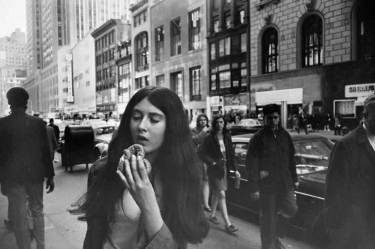 New York, 1969, gelatin-silver print