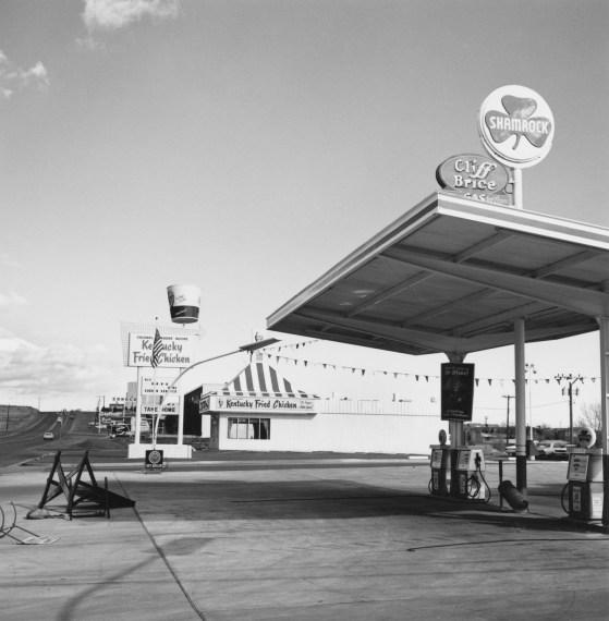 Colorado Springs, Colorado, 1968-71, gelatin-silver print