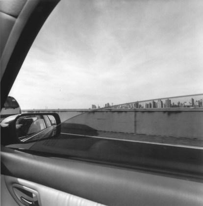 New York City, 2002, gelatin-silver print