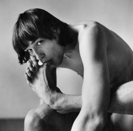 Daniel Schook Sucking Toe, 1981