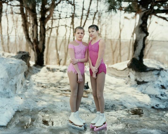 Maddie & Arianne, 2007
