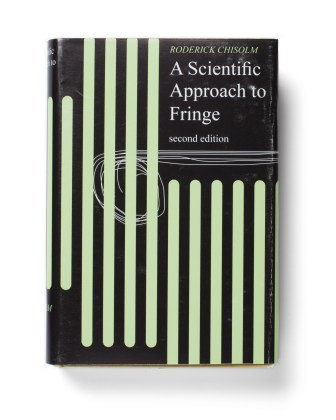 A Scientific Approach to Fringe, 2008