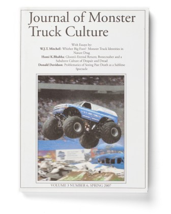 Journal of Monster Truck Culture, 2008