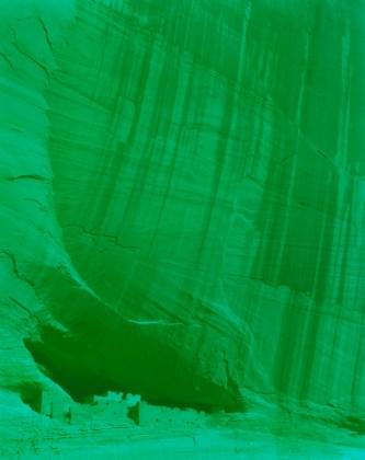 David Benjamin Sherry, Canyon de Chelle, Chinle, Arizona , 2013, Traditional color darkroom photograph