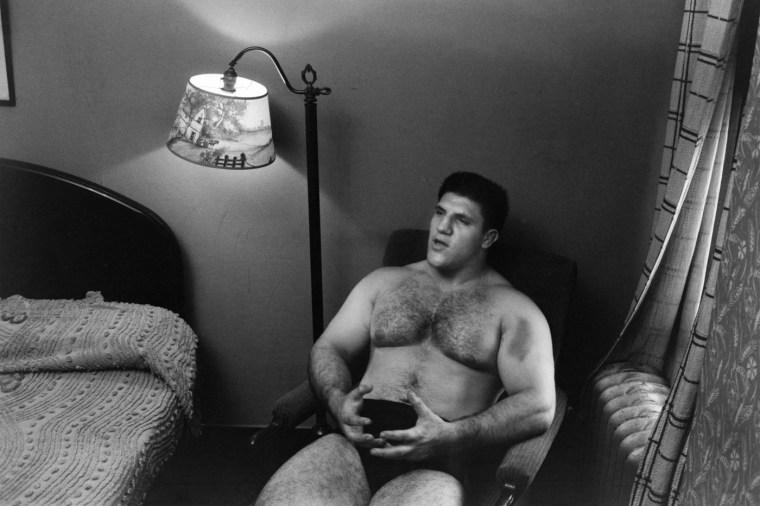 Bruno Sammartino, 1960, gelatin-silver print