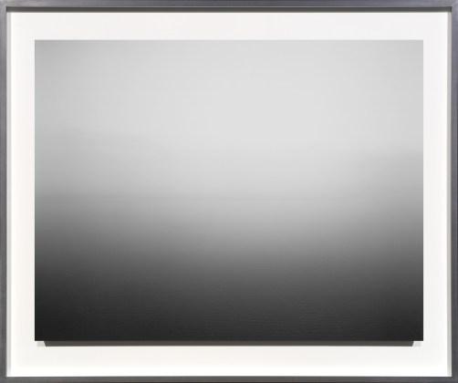 Hiroshi Sugimoto, Mediterranean Sea, Cassis, 1989, gelatin-silver print