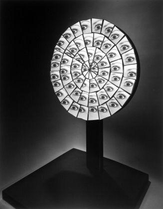 Berenice Abbott, Parabolic Mirror, 1959-61, gelatin-silver print