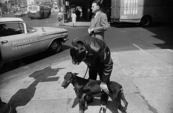 Garry Winogrand, New York, 1961
