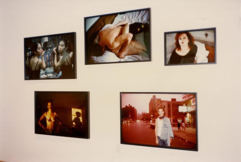 Nan Goldin's 1994 exhibition