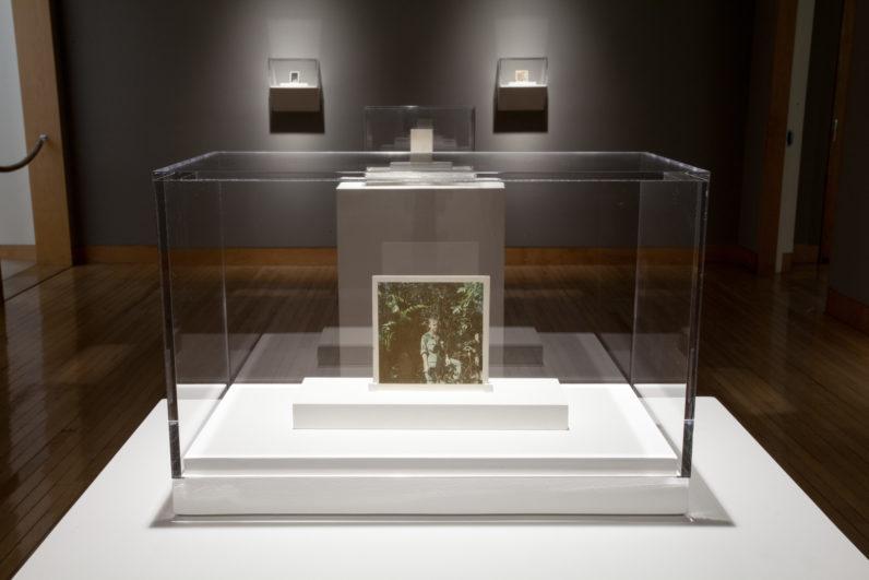 Installation view of Elisheva Biernoff: Paintings, 2017
