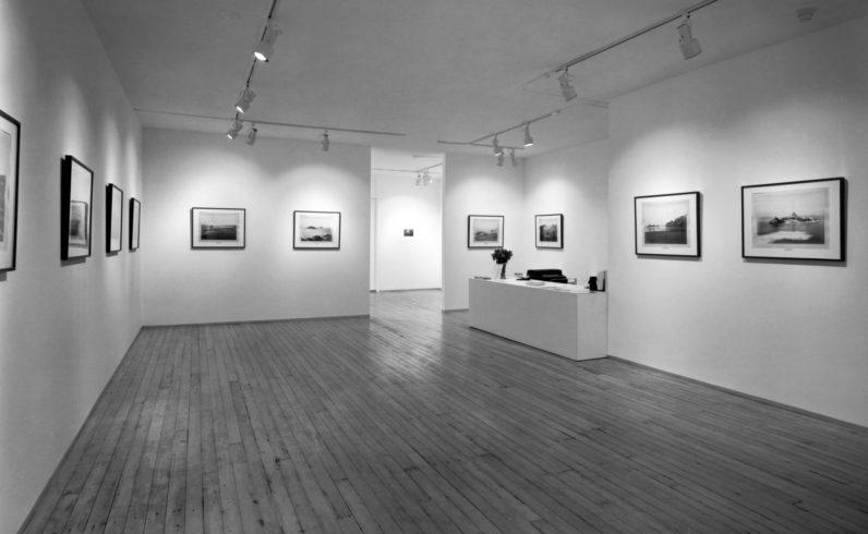 Carleton Watkins exhibition, 1979