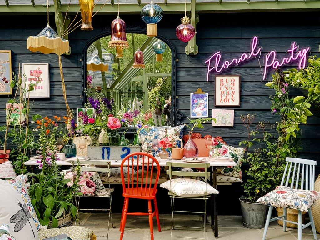 Gewächshaus Chelsea Flower Show