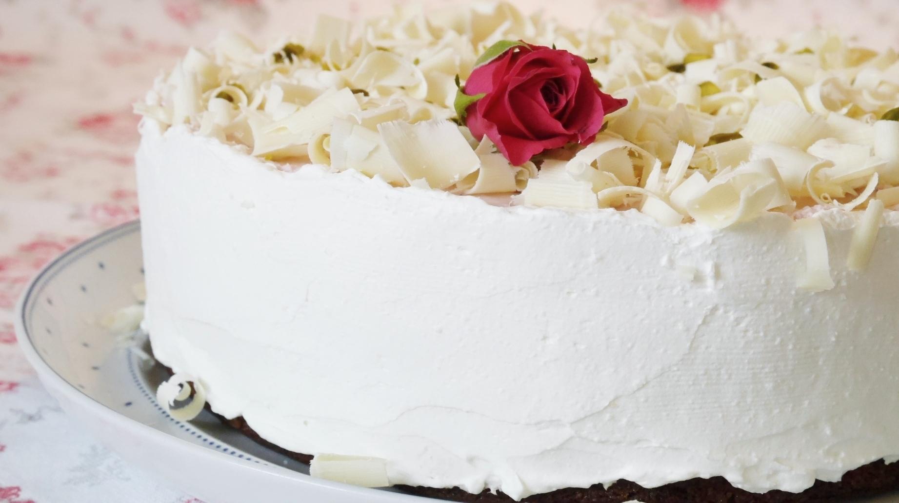 Kuchen Weisse Schokolade Schokotorte Kochrezepte