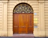 Basel Detail Tür