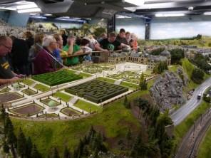 Miniaturwunderland Schloss