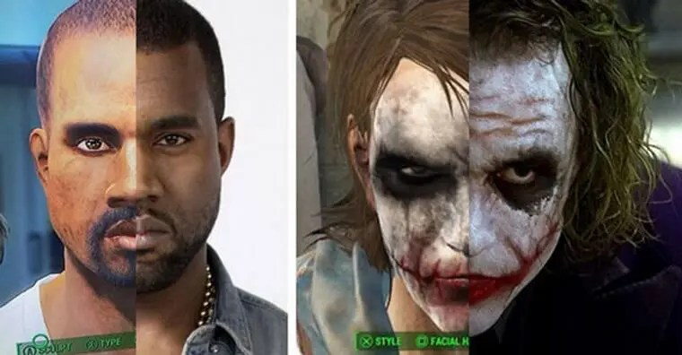 Fallout 4  The Ultimate List Of Famous Faces Created In