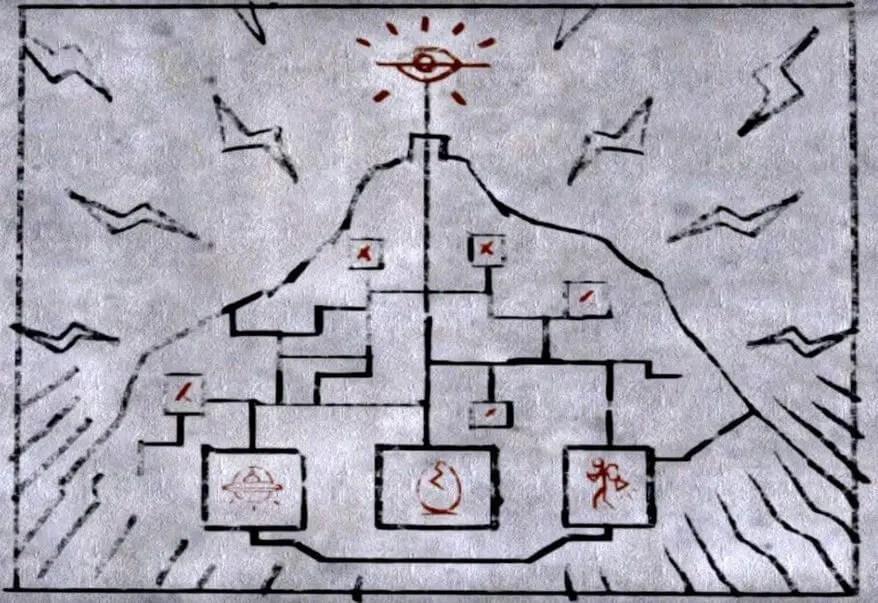 gta mt chiliad map