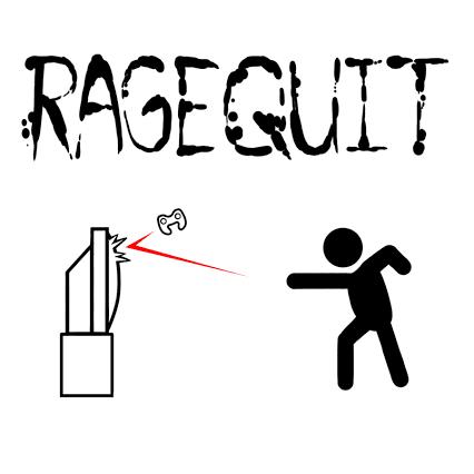 Dicionrio jargo gamer para os iniciados e iniciantes multigames master list rage quit fandeluxe Images