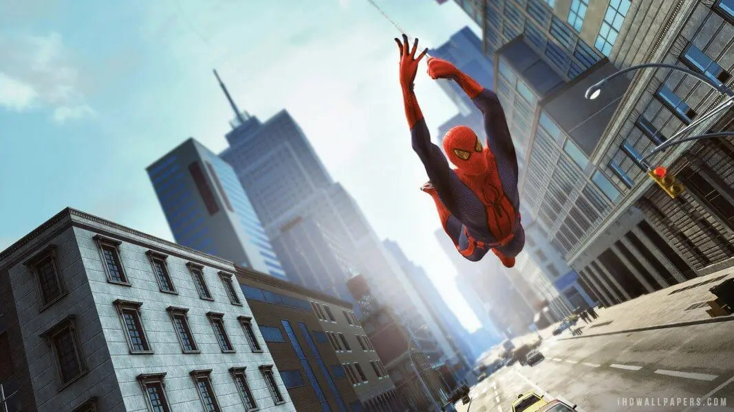 Sony's Working On A Ps4 Exclusive Spiderman Game