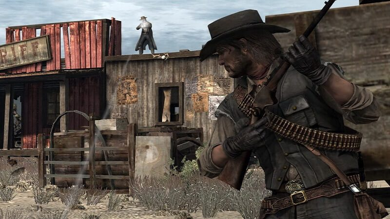 Red Dead Redemption, Rockstar Games