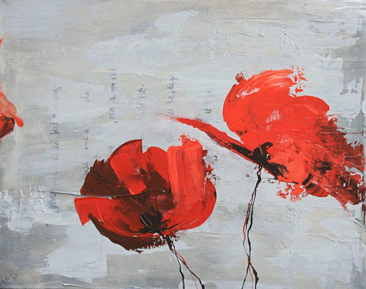 Jill M. Hundahl, Poets & Poppies, 2015