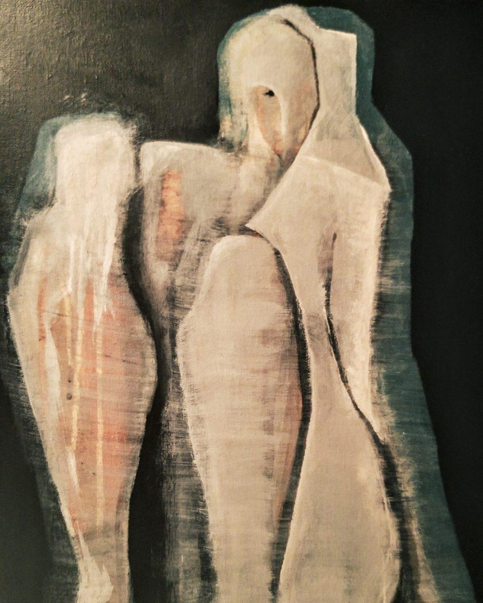 Mette K∅lbæk, Can't Hide, 2016