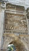 Rzym_Forum Romanum 03_Łuk Septymiusza Sewera