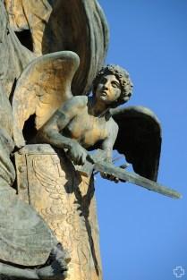 Rzym_pomnik Wiktora Emanuela II_Ołtarz Ojczyzny 06