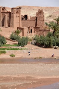 Ajt-Bin-Haddu Ksar Maroko 004